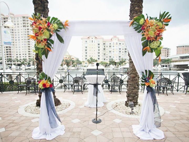 Tmx 1358783451572 KeriExCeremony Tampa wedding florist