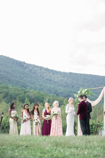 Yona Mountain Wedding