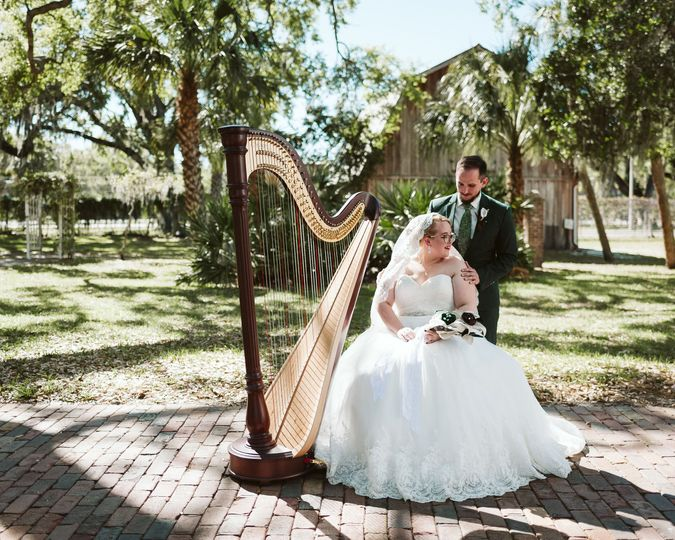 0ef9762861a7c3e6 Katherine Billy wedding manatee historical park bradenton wedd