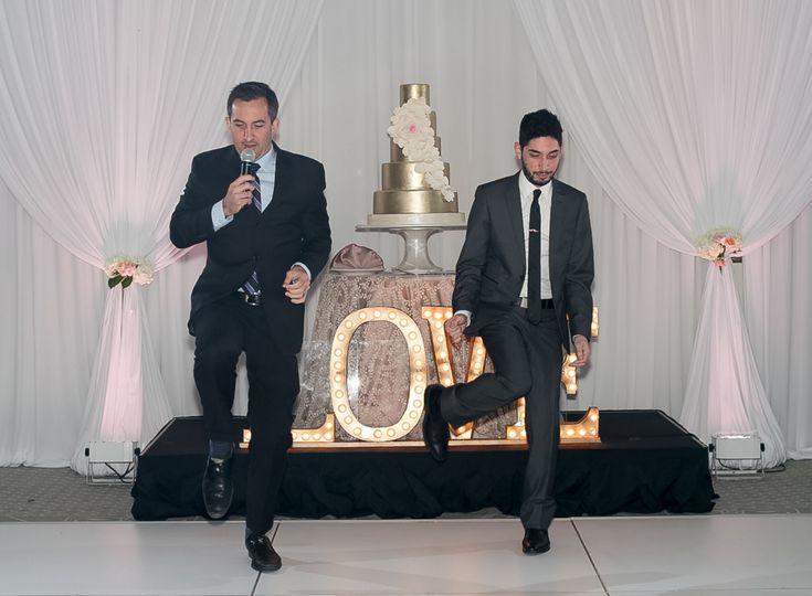 Wedding performers