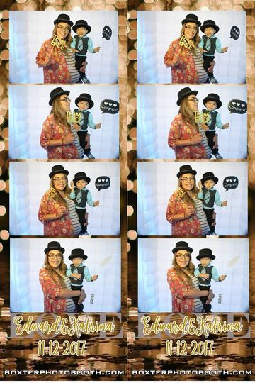 Boxter photobooth