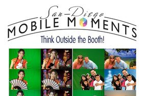 San Diego Mobile Moments - Green Screen Photo Booth