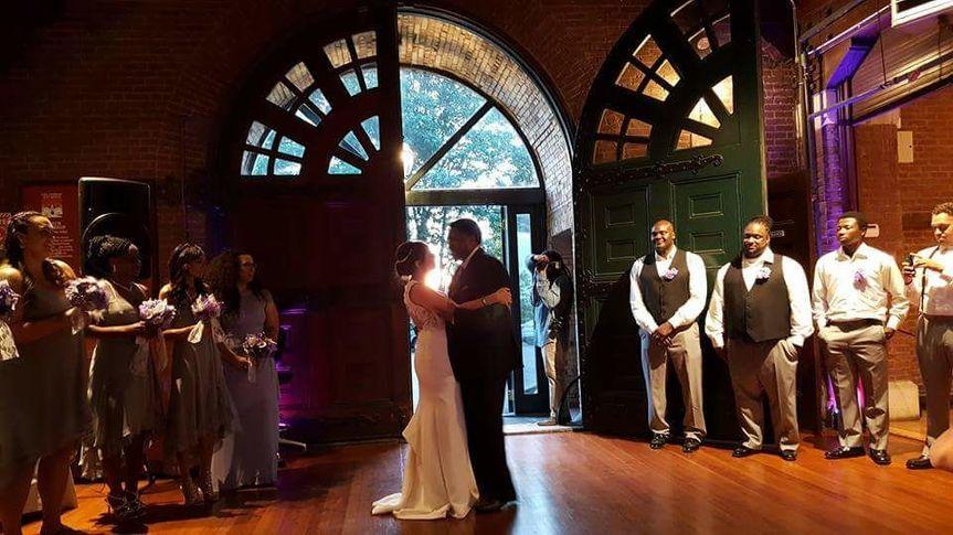 Sandra & Tom's wedding