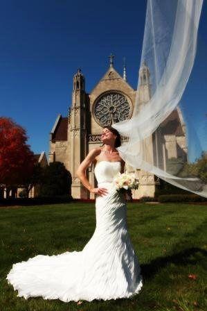 Wonderful bride
