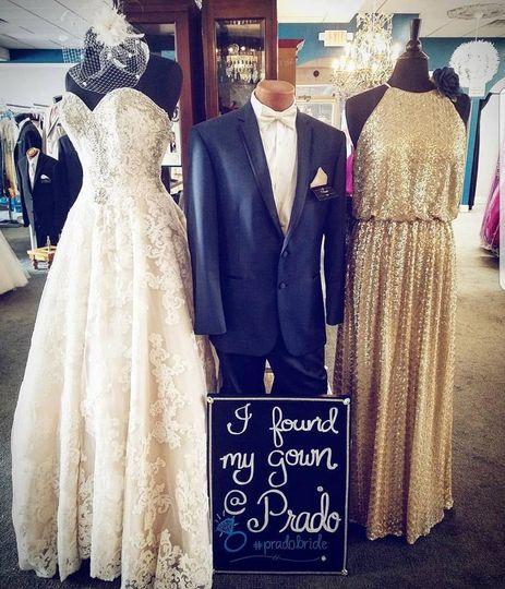 Prado Bridal and Formal Wear - Dress & Attire - Chattanooga, TN ...