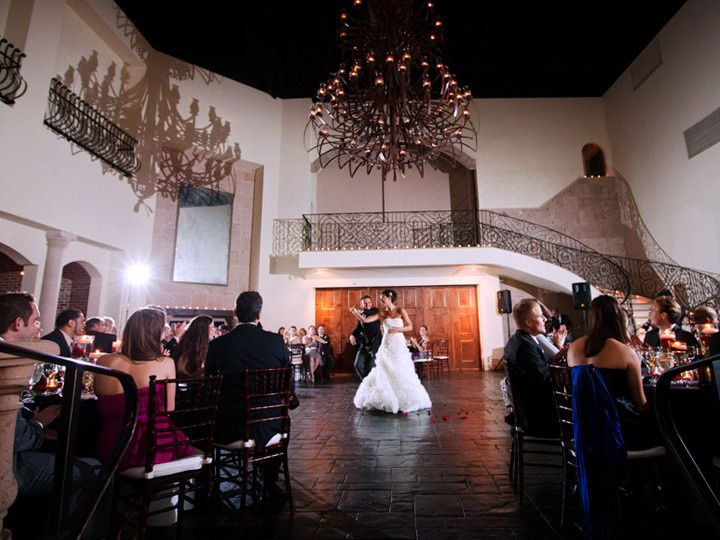 Tmx 1422904584942 Chandelierfirstdance1 Houston, TX wedding venue