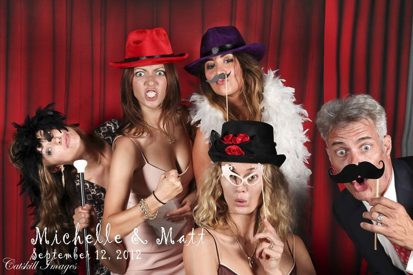 Photo Booth by Catskill Images