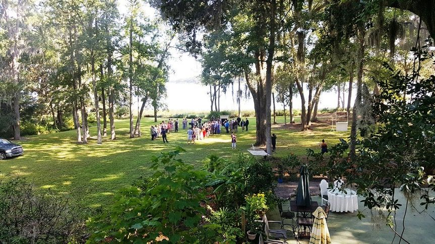 cedar bay retreat riverfront wedding venue