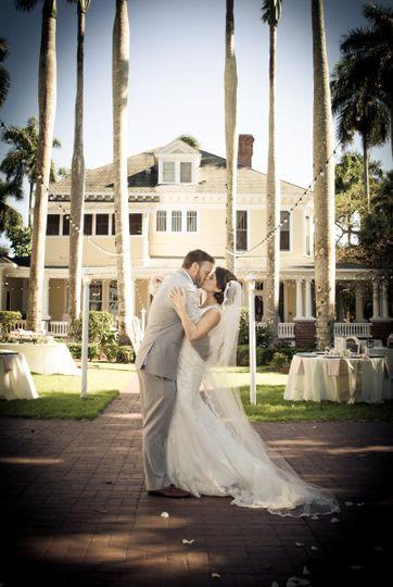 Burroughs Home Wedding