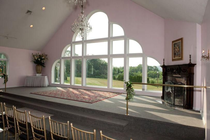 Chapel's view