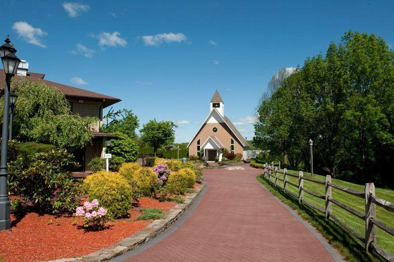 Chapel's photographic view