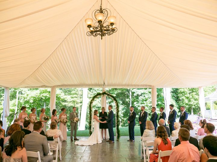 Tmx 1484062184952 Elizabeth Mike Ceremony 0060 Ellington wedding planner