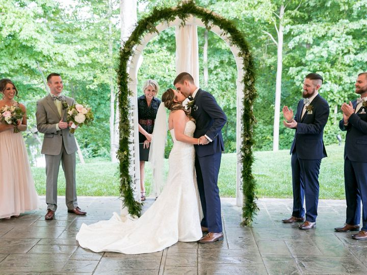 Tmx 1484062211036 Elizabeth Mike Ceremony 0112 Ellington wedding planner