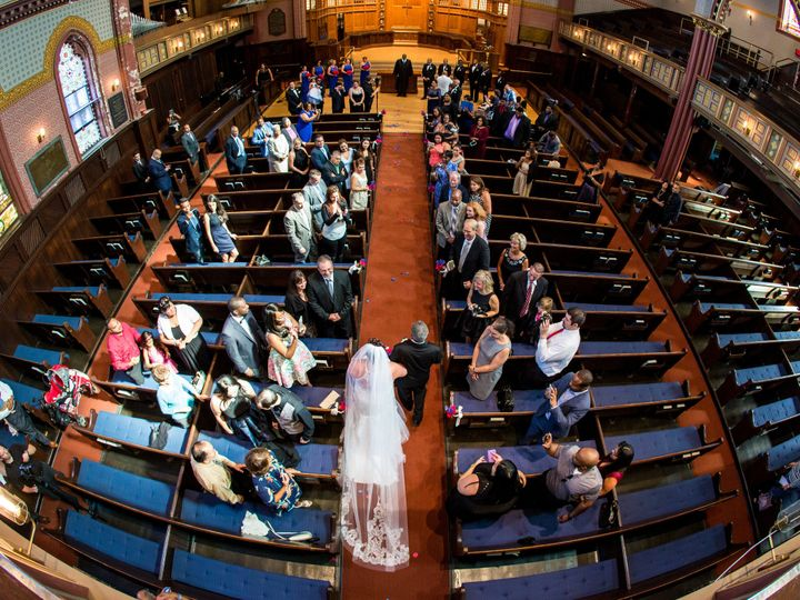 Tmx 1484062853094 Katrina Gary Wedding Ceremony 0082 Ellington wedding planner