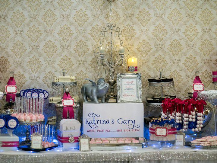 Tmx 1484063090407 Katrina Gary Wedding Reception 0022 Ellington wedding planner