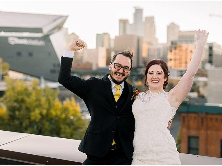 Tmx Roof Couple 4 51 432918 159249190798745 Minneapolis, MN wedding venue