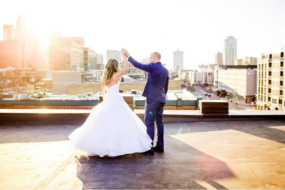 Tmx Roof Couple 51 432918 159233766736889 Minneapolis, MN wedding venue