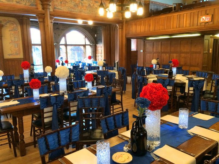 Best Place - Blue Ribbon Hall Reception