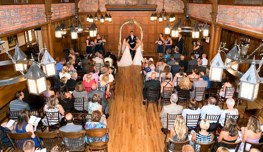 Best Place - Blue Ribbon Hall Wedding