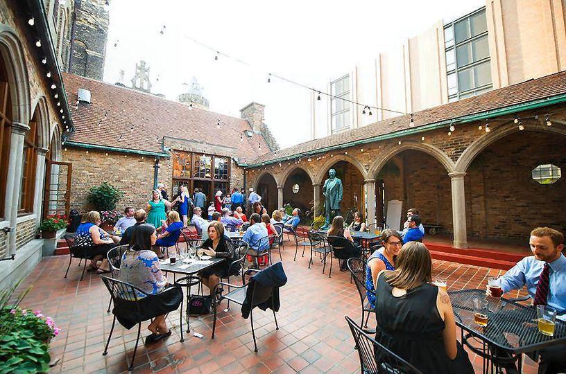 Best Place - Captain's Courtyard Reception