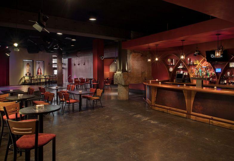 The Crown - Bar