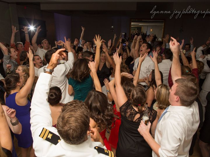 Tmx 1422309946737 Chrissie And Mike S Annapolis Wedding With Waterma Odenton, MD wedding dj