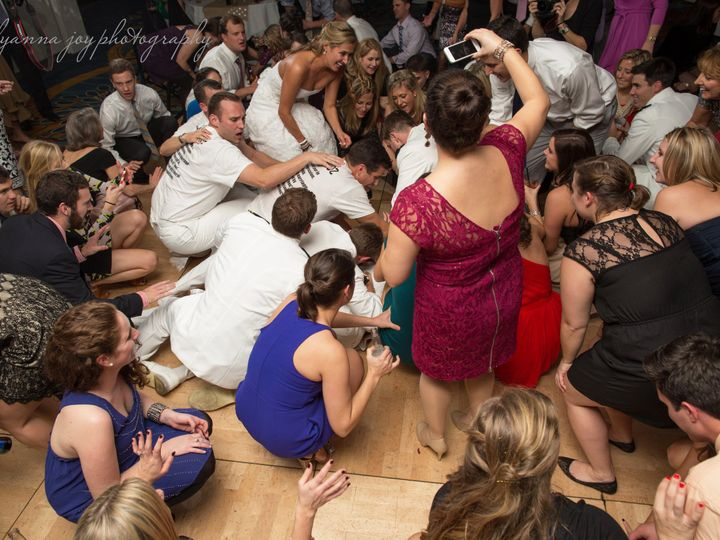 Tmx 1422309982915 Chrissie And Mike S Annapolis Wedding With Waterma Odenton, MD wedding dj
