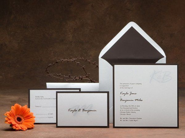 Tmx 1300763346866 MosaicUW158 Forest Hills wedding invitation