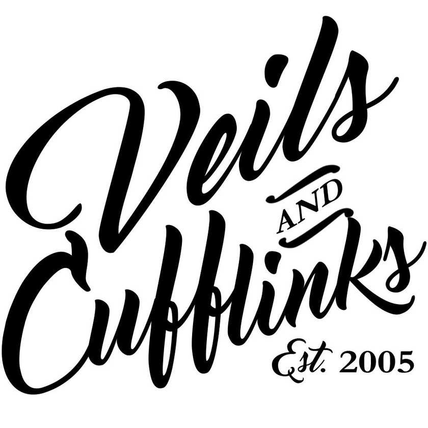 Veils and Cufflinks by Studio1923, LLC
