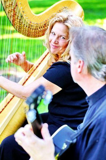 harp and guitar walnut best kimberlee