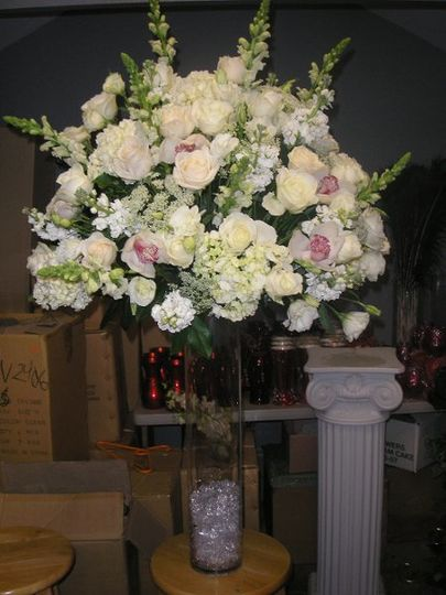 High Centerpiece.