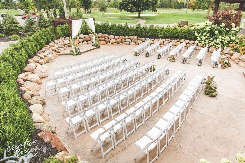 Beautiful Outdoor Ceremonies