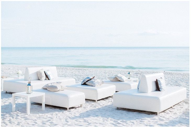 lounge on beach