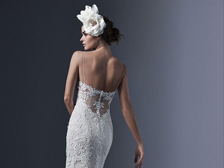 Tmx 1433021741849 5sr602matteaback Austin, Texas wedding dress