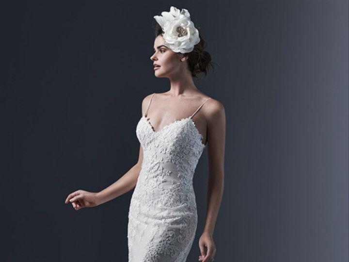 Tmx 1433021744733 5sr602matteamain Austin, Texas wedding dress
