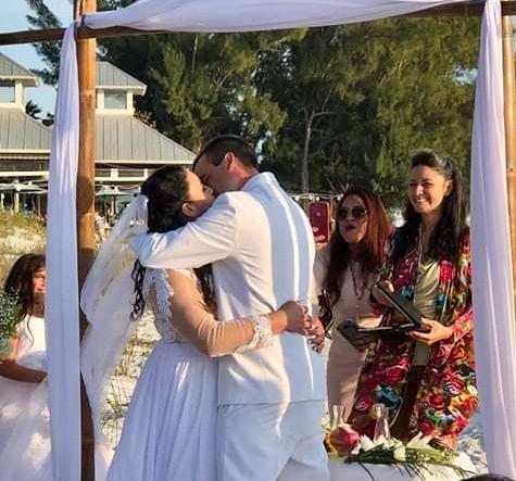 Ceremony in Spanish