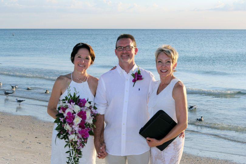 Bradenton Beach Ceremony