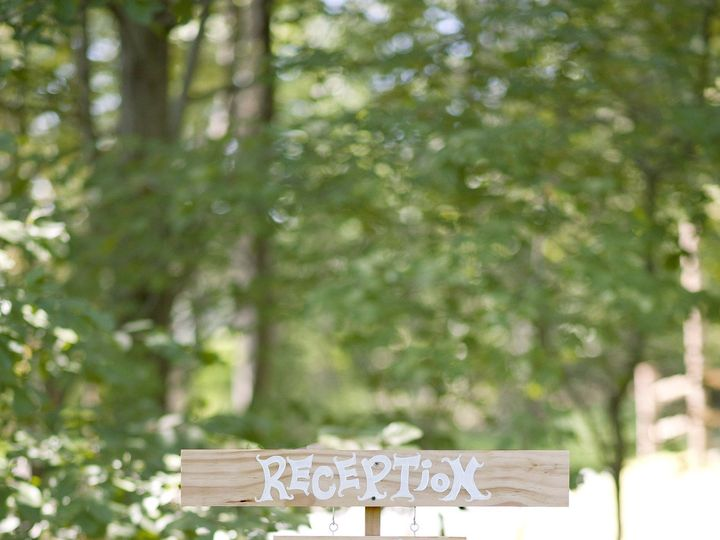 Tmx 1417531448045 Reception Signagewillow Creek Orange, VA wedding catering