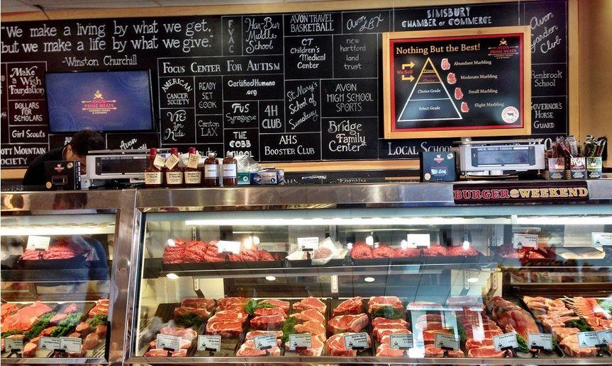 Avon Prime Meats store