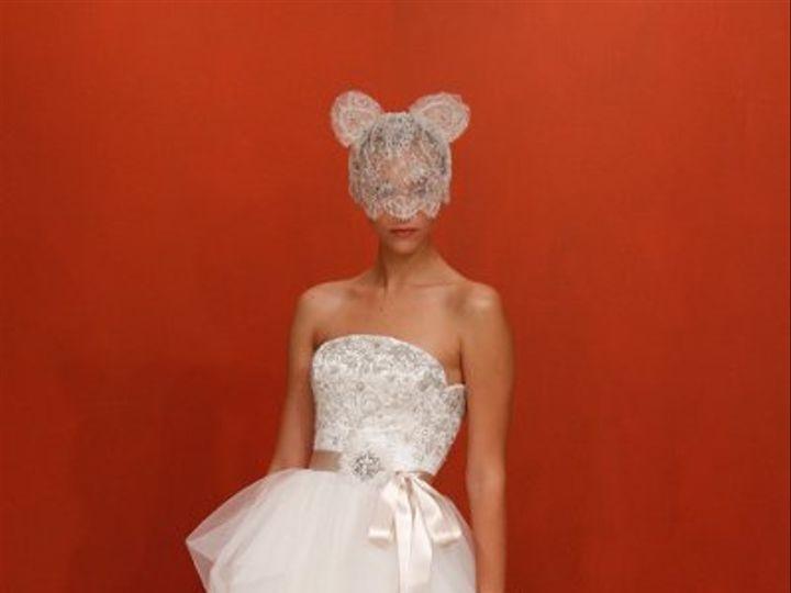 Tmx 1297726847621 ReemacraLk34426BreakfastatTiffanys4458 Shawnee, KS wedding dress