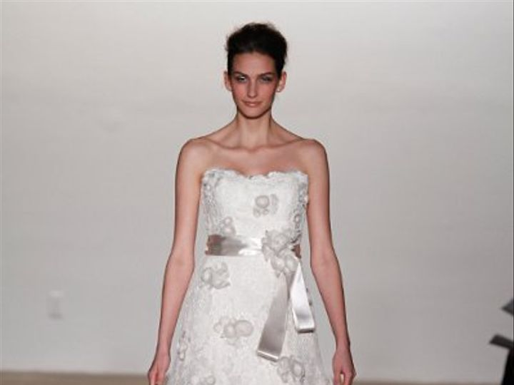 Tmx 1304962741132 RiviniANALEIGHweddingdress Shawnee, KS wedding dress