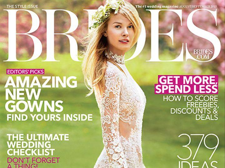 Tmx Brides Magazine 50 Best Listing 51 50028 Shawnee, KS wedding dress