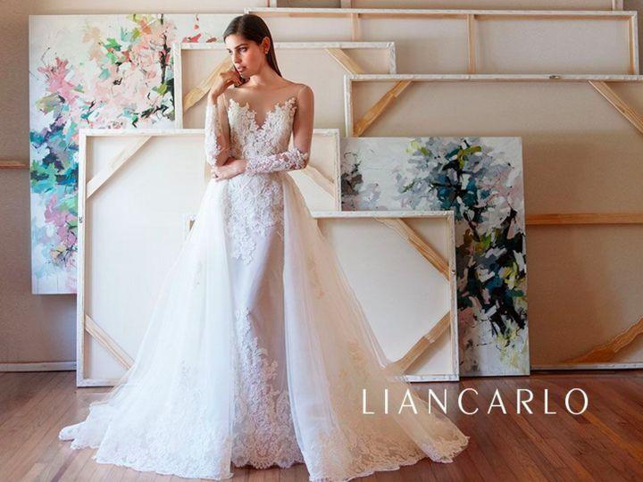 Tmx Lian Carlo Art 51 50028 Shawnee, KS wedding dress