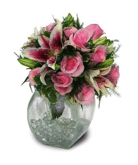 EternityRose & Stargazer Lilies Collection
