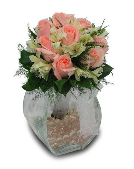 PrincessRose & Alstroemeria Lilies Collection