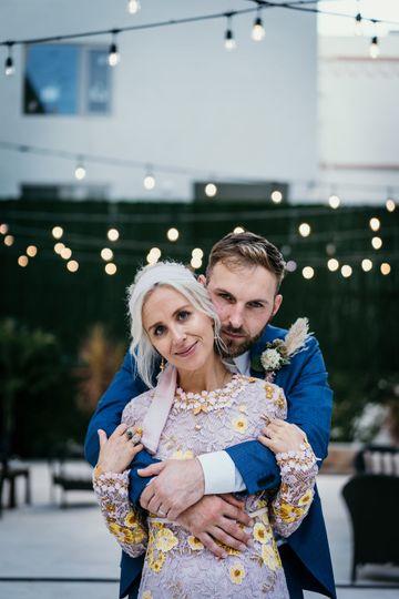 Betsy Hotel Wedding