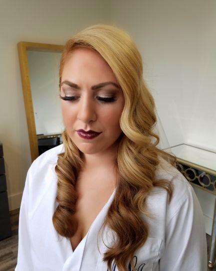 Fierce makeup