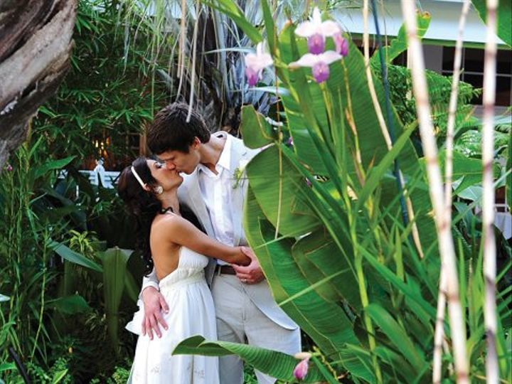 Tmx 1297190432407 7beautifulcoupleingardens Miami Beach, Florida wedding venue