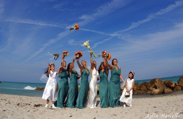 Tmx 1297191235470 8bridalpartybythebeach Miami Beach, Florida wedding venue