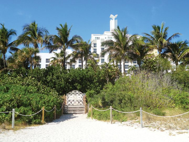 Tmx 1493147992795 Print Beach Gate View Miami Beach, Florida wedding venue